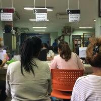 Photo taken at สำนักงานจัดหางานจังหวัชลบุรี by Kantaleeyar T. on 3/29/2016