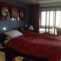 Photo taken at Absolute Bangla Suites, Phuket by Kantaleeyar T. on 10/6/2014