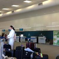 Photo taken at Rotorua International Airport (ROT) by Nonthanam S. on 11/30/2012