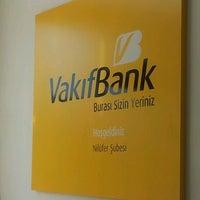 Photo taken at VakıfBank by Zeynep Z. on 10/12/2012