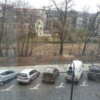Das Foto wurde bei Park Inn by Radisson Dresden von Dmitry S. am 3/16/2014 aufgenommen