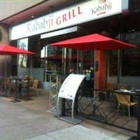 Photo taken at Kababji Grill by Mohammed A. on 12/4/2012