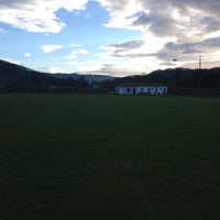 Photo taken at Neochori Football Field by Parni772 on 4/4/2013