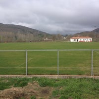 Photo taken at Neochori Football Field by Parni772 on 4/2/2013