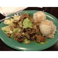 Photo taken at Aloha Kitchen by Garrett Y. on 7/3/2013