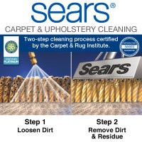 Sears Carpet Cleaning and Air Duct Cleaning