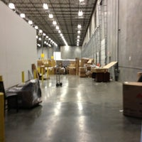 Photo Taken At Ashley Furniture Distribution Center By Anthony A. On 4/2/  ...