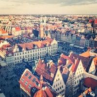 Das Foto wurde bei Rynek von Wroclaw Official am 3/18/2013 aufgenommen