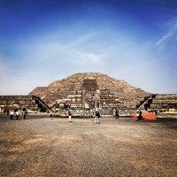 Foto tomada en Zona Arqueológica de Teotihuacán por Zsuzsa P. el 1/12/2013