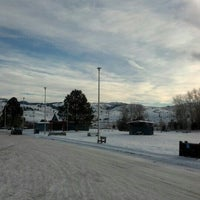 Photo taken at Bearmouth Rest Area EB by David A. H. on 1/16/2013