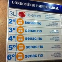 8/17/2013에 Johnny S.님이 Faculdade Senac Santa Luzia에서 찍은 사진