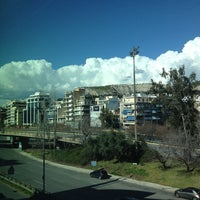 Photo taken at Regus Athens City South by Rossen I. on 3/5/2014