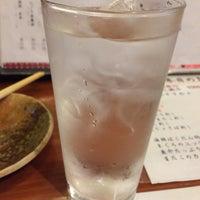 Photo taken at 居酒屋 ゆうゆう by つよ on 8/14/2015