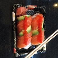 Photo taken at Osaka Sushi Express & Fresh Fruit Smoothies by Jenna N. on 10/28/2015