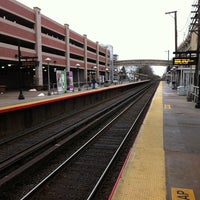 Photo taken at LIRR - Mineola Station by Vic L. on 2/24/2013