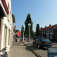 Photo taken at Bredestraat by Rob on 9/4/2013