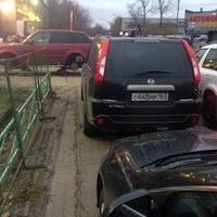 Photo taken at Шинный Центр by Anna D. on 10/18/2014