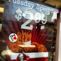 Photo taken at KFC by Anthony M. on 7/30/2013