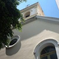 Photo taken at Igreja de Santo Antônio by Victor V. on 12/24/2012