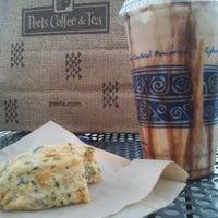 Photo taken at Peet's Coffee & Tea by Aaron B. on 10/9/2014