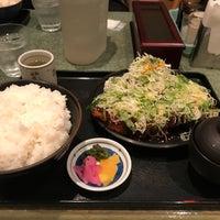 12/21/2017におーたーるが洋食亭 寅安で撮った写真