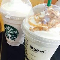 Photo taken at Starbucks by Moemi S. on 8/16/2016