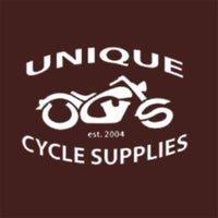 Photo taken at Unique Cycle Supplies by Mano G. on 3/24/2016