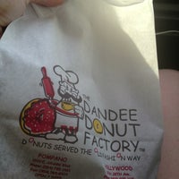 Photo taken at The Dandee Donut Factory by Sarah H. on 6/3/2013