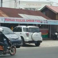 Photo taken at rm. ambun pagi garegeh by Abrar Abu A. on 3/1/2016