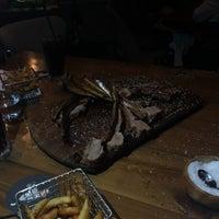 Photo taken at Nusr-Et Steakhouse by YA on 9/30/2018