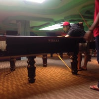 Photo taken at Golden Break Snooker & Pool Club by Azil A. on 9/11/2016
