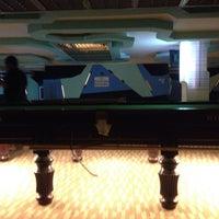 Photo taken at Golden Break Snooker & Pool Club by Azil A. on 12/2/2015