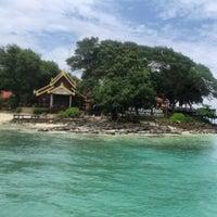 Photo taken at Phi Phi Natural Resort by AZEEL ®. on 10/9/2016
