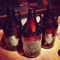 Photo taken at Turtle Mountain Brewing Company by Ezra S. on 9/29/2012