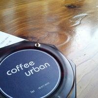 Photo taken at Coffee Urban by 츄 블. on 3/3/2013