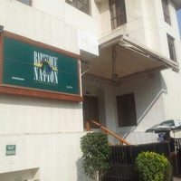 Photo taken at Barbeque Nation by Vaibhav G. on 11/9/2012