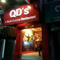 Photo taken at QD's by Vaibhav G. on 6/19/2013