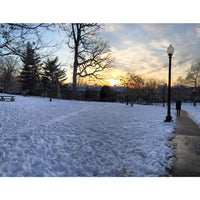 Photo taken at Kalorama Recreation Center & Park by Christopher B. on 2/17/2015