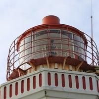 Photo taken at Litløy Fyr Littleisland Lighthouse by Freddy N. on 7/23/2013