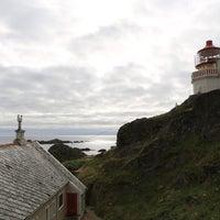 Photo taken at Litløy Fyr Littleisland Lighthouse by Freddy N. on 7/24/2013
