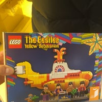 Photo taken at The LEGO Store by Carl W. on 10/29/2016