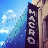 Foto scattata a MACRO - Museo d'Arte Contemporanea Roma da Anna C. il 10/15/2012
