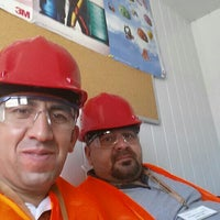Photo taken at Kisladag Gold Mine ADR Plant by İbrahim Y. on 7/26/2016