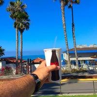Photo taken at Metrolink San Clemente Pier Station by Jason B. on 7/25/2015