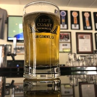7/29/2018에 Jason B.님이 Left Coast Brewery에서 찍은 사진