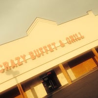 Photo taken at Crazy Buffet & Grill by Albert S. on 7/11/2014