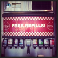 Photo taken at Five Guys by Eric R. on 8/29/2013