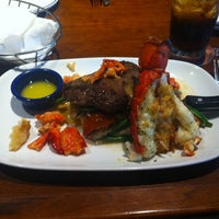 Photo taken at Red Lobster by Amanda G. on 4/13/2014