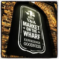 Photo taken at Market on the Wharf by SuzieQ_SA on 2/6/2013