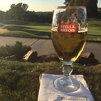 Photo taken at Fieldstone Golf Club by Gregory D. on 9/27/2016